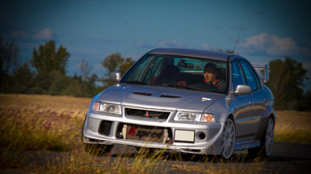 Joy of Driving: Mitsubishi Lancer Evolution VI Tommi Mäkinen Edition – 2001.