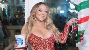 Mariah Carey egymás után szorítja magát egyre fojtósabb ruhákba