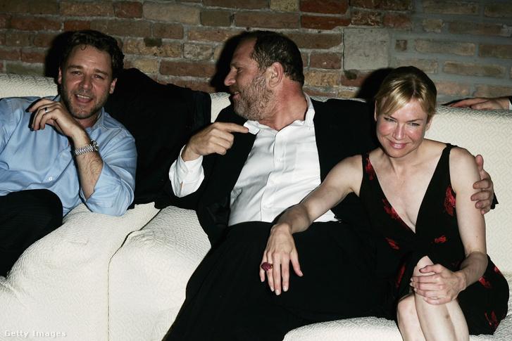 Russell Crowe-val és Renee Zellwegerrel