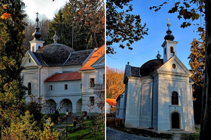 Az egyik legszebb, látogatható épület a környéken a zarándokháznak, kiállításoknak helyet adó Püspöki kastély, mely a pécsi püspök nyári rezidenciája volt. Mellette fazsindelyes templom áll.