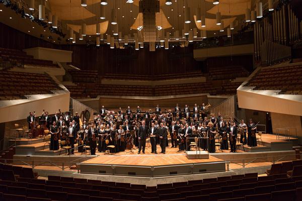 A Pannon Filharmonikusok a Berlini Filharmónián