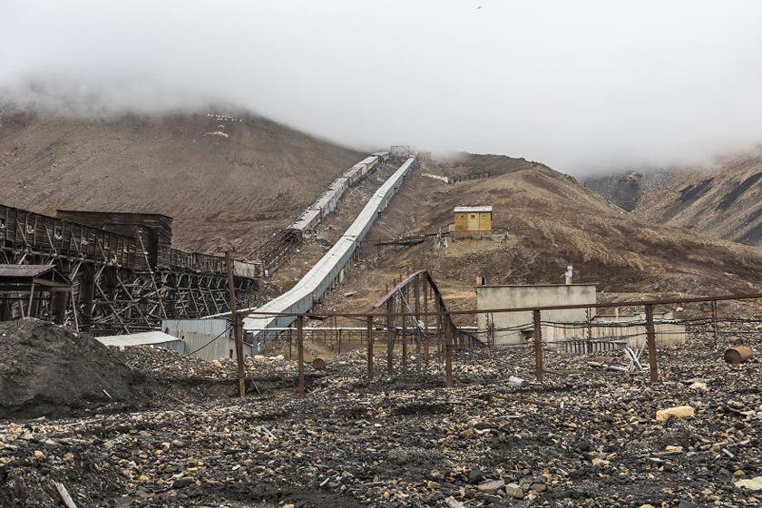 A bánya 1931 és 1998 között ontotta magából a szenet, míg végül az utolsó tonnát is felhozták.