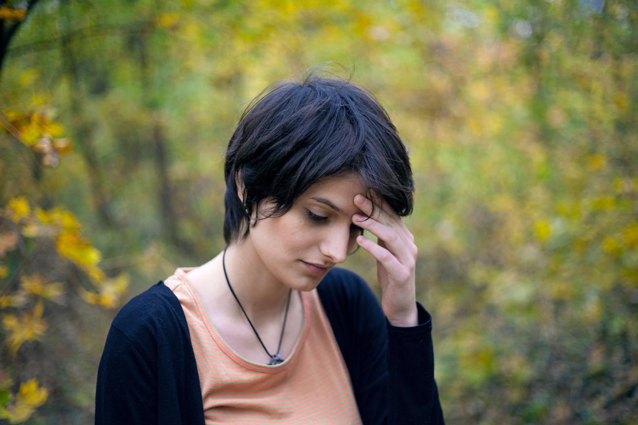 őszi fáradtság