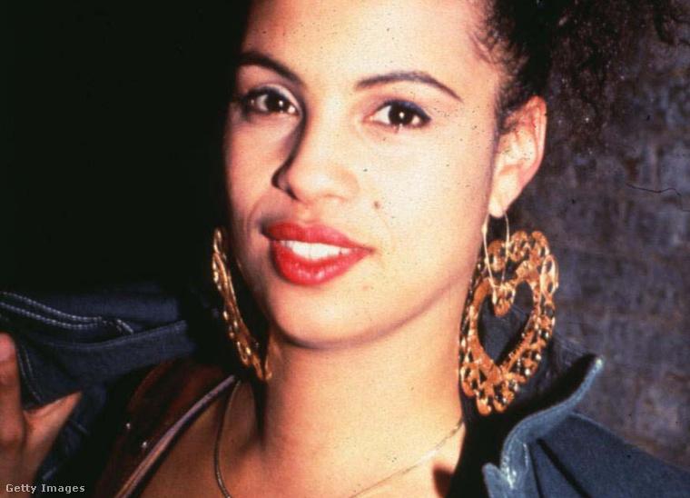 Egy 1993-as kép Neneh Cherryről, amit azért tettünk ide, hogy mutassuk, mennyire hasonlít rá a lánya...