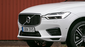 Volvo XC60 T8 Inscription R-design – 2017.
