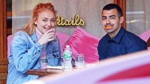 Sophie Turner igent mondott - összeházasodnak Joe Jonasszal