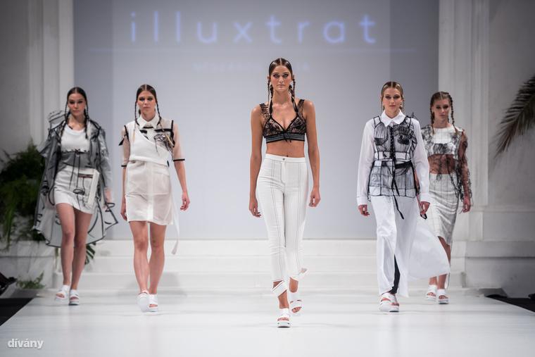 Az őszi Mercedes-Benz Fashion Week Central Europe rendezvényt ismét  Gombold újra! Közép-Európa pályázat döntőseinek bemutatója zárta