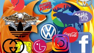 Teszt: tényleg az agyába vésődtek az ezerszer látott céges logók?