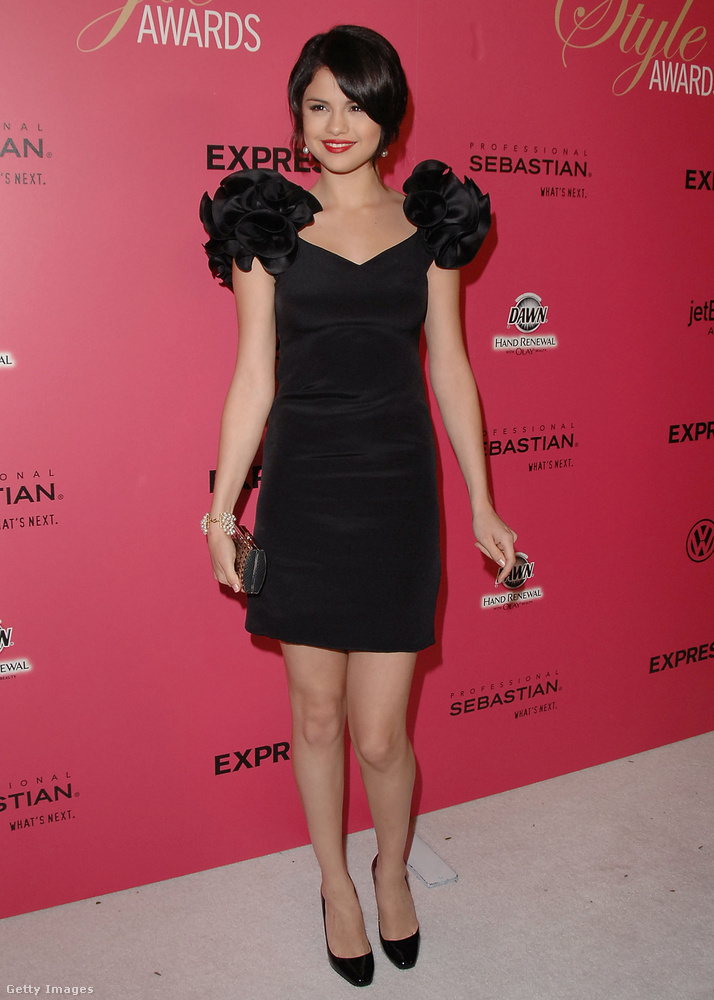 Ez a kép 2009-ben készült a Hollywood Style Awards nevű eseményen