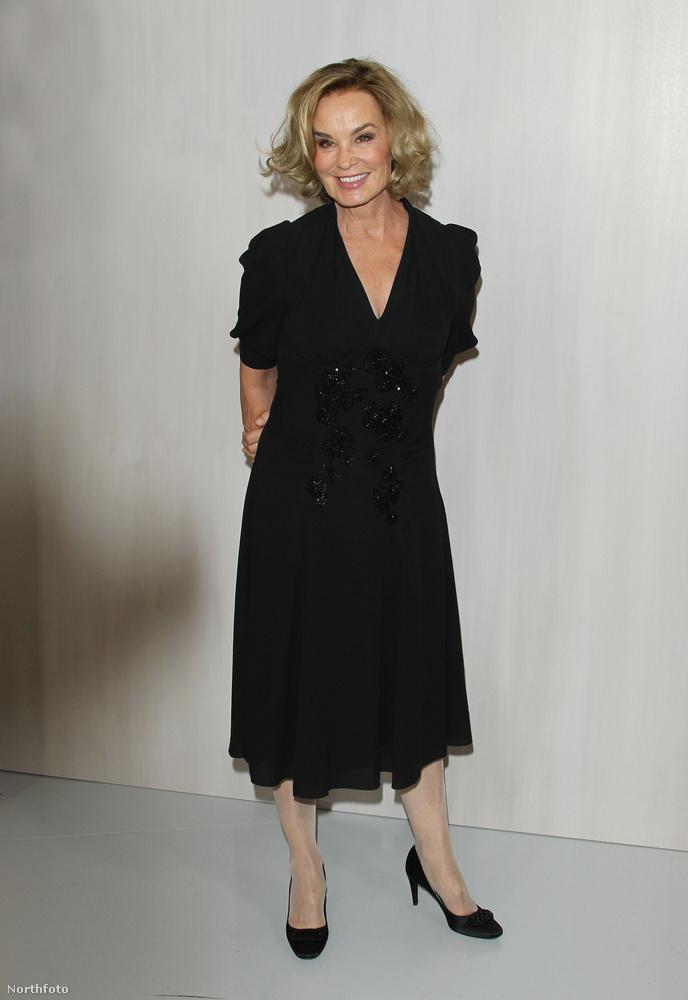 Jessica Lange az utóbbi években az Amerikai Horror Story című sorozatban szerepelt, ám a legújabb évadokban nem láthattuk