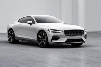 A Polestar készítette el a szép Volvo kupét