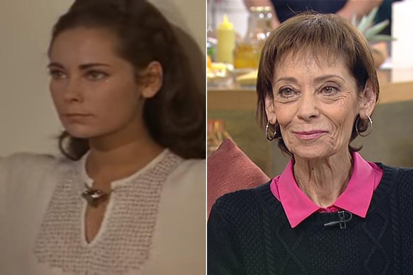 Venczel Vera alakította Cecey Évát. Vicuska megformálója márciusban ünnepelte 71. születésnapját.
