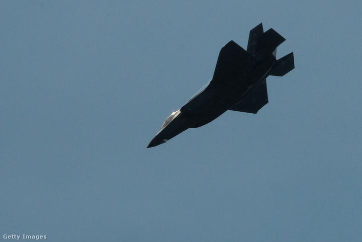 Egy F-35-ös