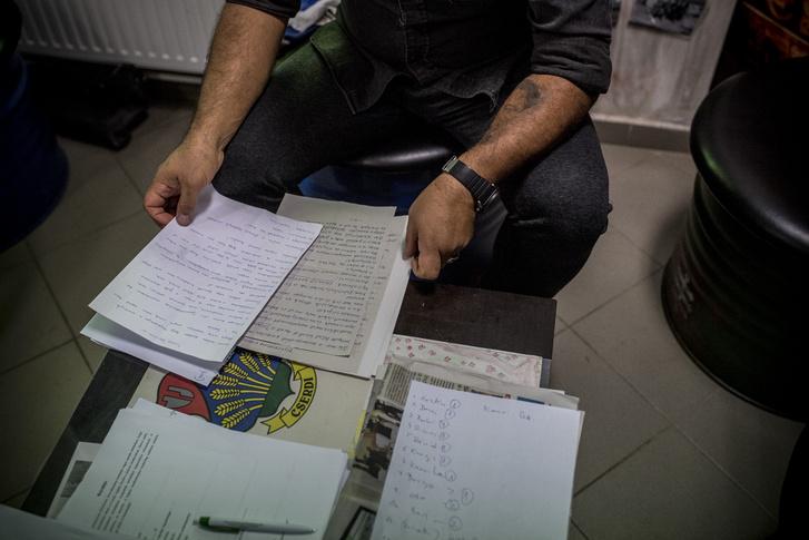 Bogdán rengeteg levelet kapott, mióta bejelentette, hogy elszállásolná a menekülteket