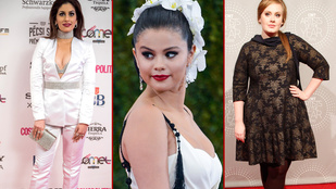 Íme 5 jó hangú lányka, meglepően asszonyos ruhatárral