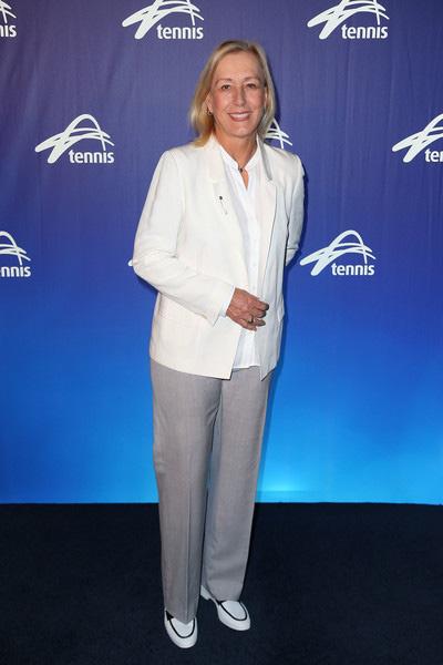 Így néz ki most az egykori teniszcsillag: az idei Australian Openen kapták lencsevégre a fotósok.