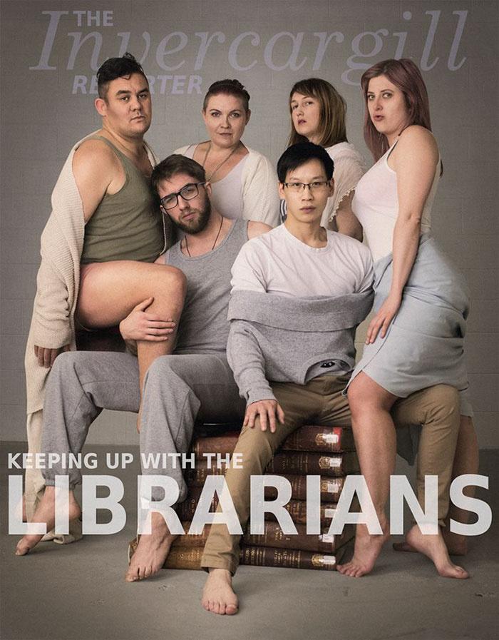 könyvtárosok