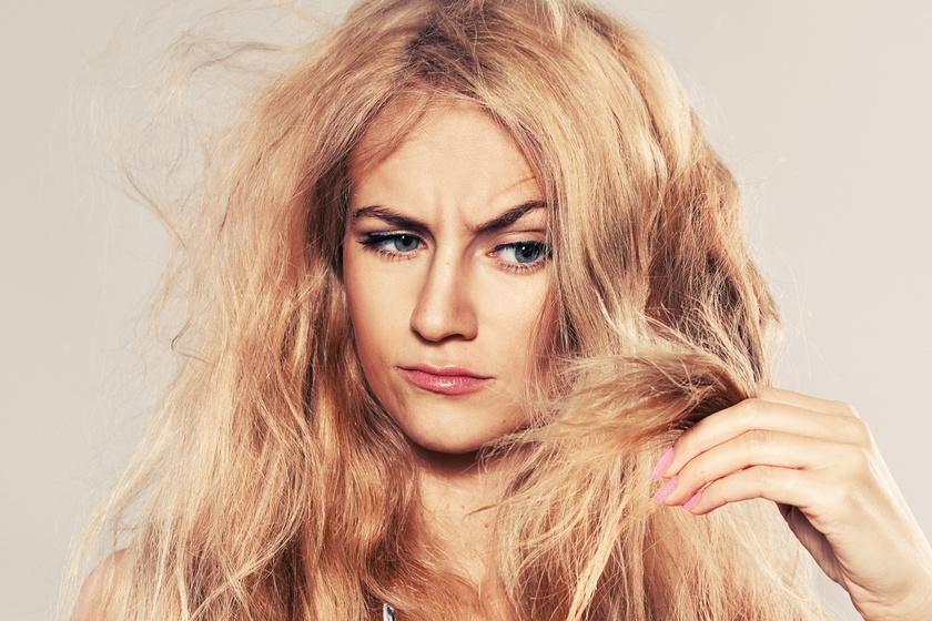 A durván száraz hajvégeket is puhává teszi ez a pakolás – Regenerálja a roncsolódott szálakat