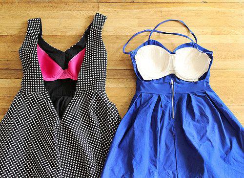 16788444fa Az olyan ruhákhoz, melyekhez nagyjából semmilyen melltartó nem passzol,  használd fel a régieket,