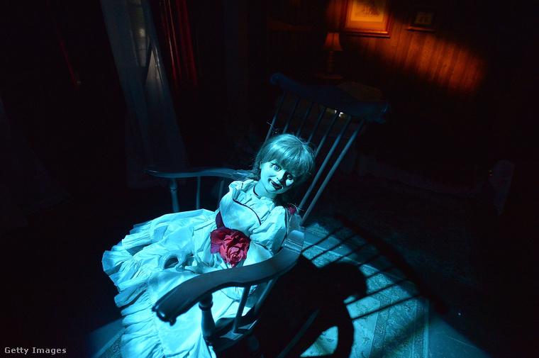 Önnek lenne kedve tenni egy látogatást Baby Jane otthonába?