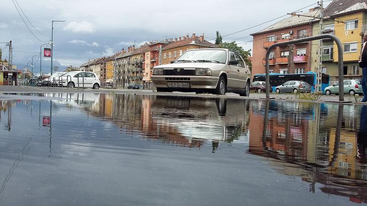 Nem Portofino, csak a Bosnyák tér