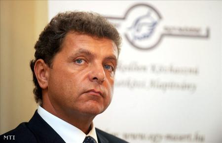 Földesi-Szabó László, (Fotó: Földi Imre)