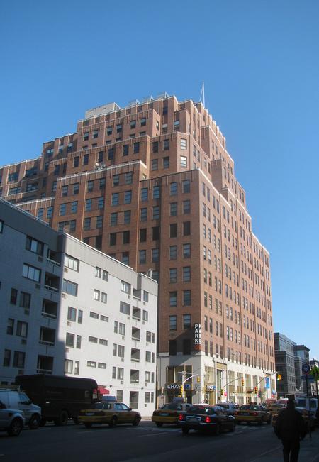 A Google New york-i székháza (fotó: edenpictures)