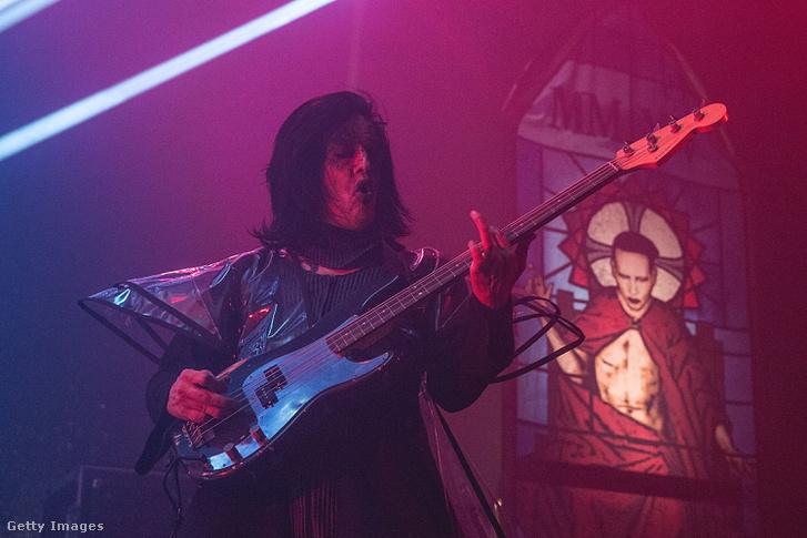 Index - Kultúr - Nemi erőszakkal vádolják Marilyn Manson ...