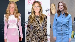 Ezt a hat híres nőt nagyon lehúzták a héten ezekért a ruhákért
