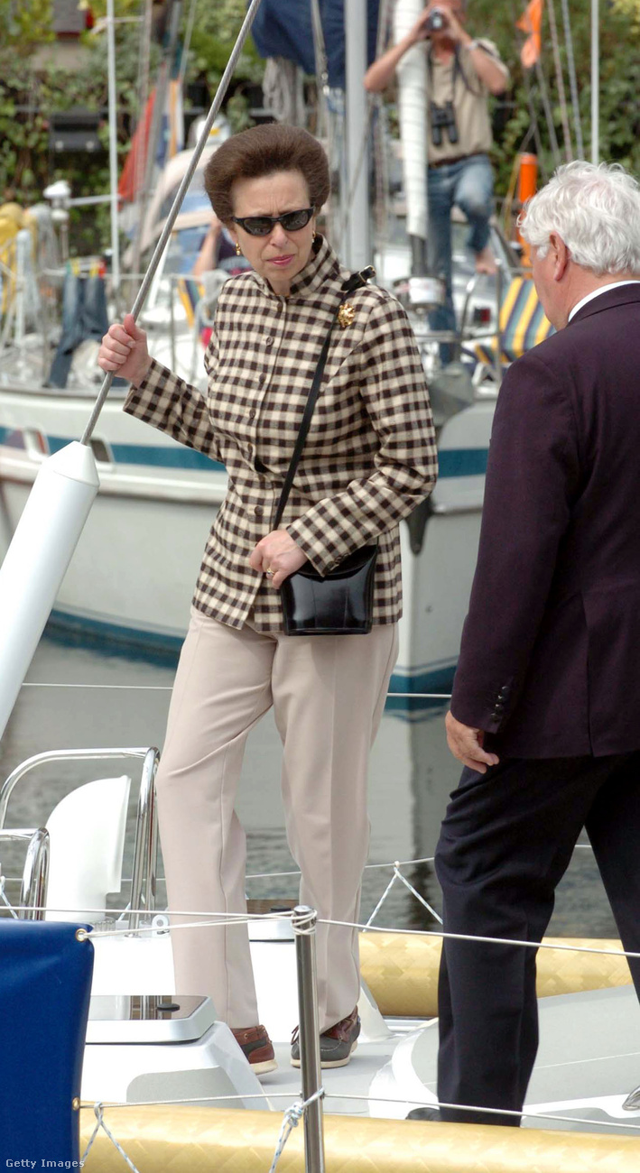 Katalin hercegnével ellentétben annyira nem érdeklik az aktuális divathullámok.