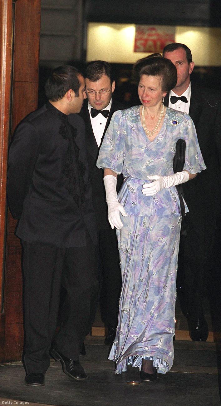 Nem sokat változott Anna hercegnő alakja az elmúlt évtizedekben, ezért könnyen újrahasznosíthatja ruhatárát.