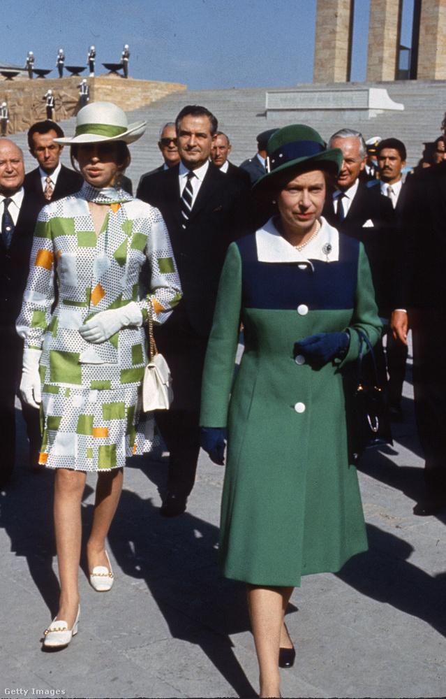 Szerettük Anna hercegnő törökországi ruhatárát.
