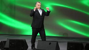 Orbán Viktor a Terror Házánál mond beszédet október 23-án