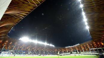 Hétfő este rendezik az első felnőtt válogatott meccset a felcsúti stadionban