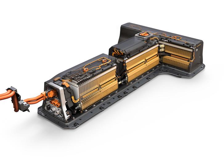 A Chevy Volt LG Chem-féle akkupakkja