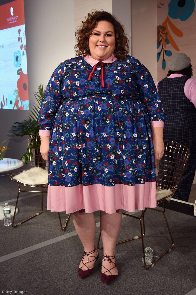 Chrissy Metz egyike azoknak a hollywoodi színésznőknek, akinek nem szívesen adnak ruhát a divatházak