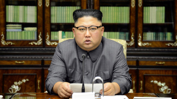 Kim Dzsongun váratlanul Kínába utazott