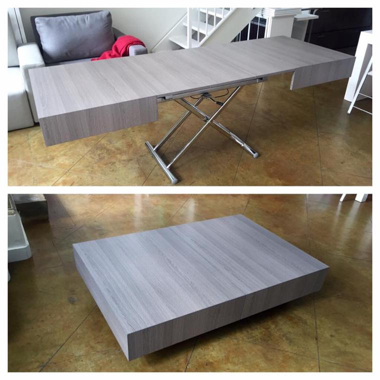 Az Expand Furniture is valami hasonlóban gondolkodik, mint a francia Boulon Blanc.
