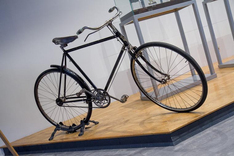 A francia márka számára sokáig nagyon fontos volt a kerékpárgyártás is.