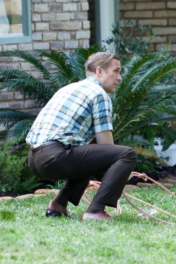 Ryan Gosling forgat, ami nem csoda, hiszen színész