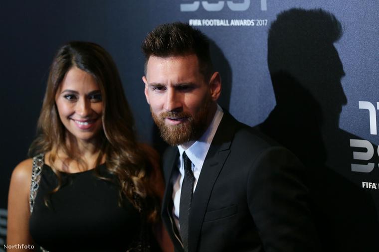 The Best FIFA Football Awards címmel volt díjkiosztó gála hétfő este Londonban