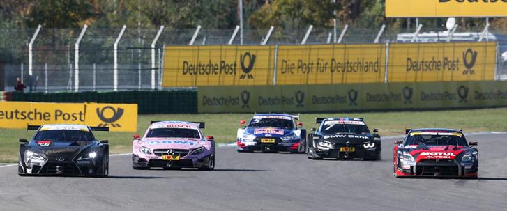 Egyszerre pályán a DTM és a Super GT autói – alakul a szuperbajnokság?