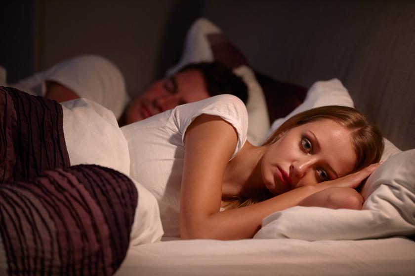Gyakran ébredsz fel éjszaka? A kutatók konkrét magyarázatot adtak a jelenségre
