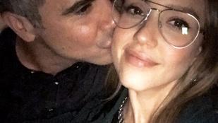 Jessica Albának most fia lesz