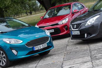 Suzuki, Kia vagy Ford?