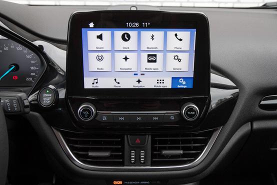 Harmadik generációjára kezd használható lenni a Ford Sync rendszere