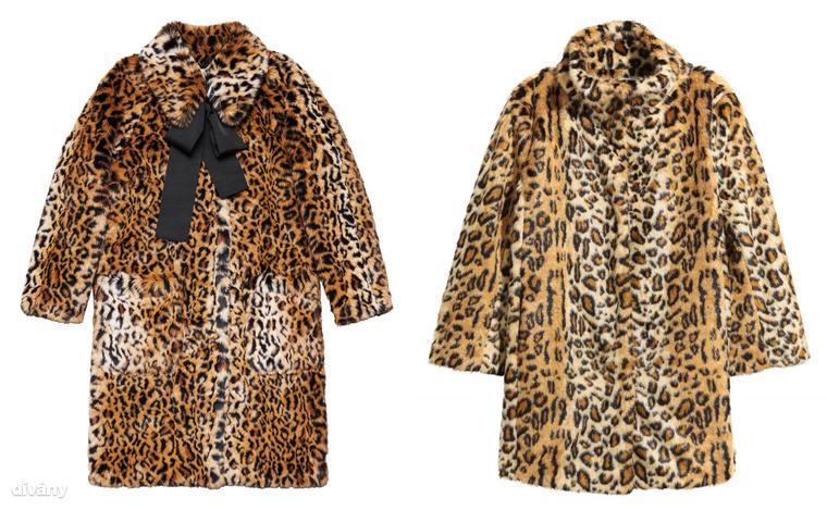 Oké, a H&M saját műszőrme kabátjára nem került masni, de az csak 29990 forint, míg az Erdem-kollekcióhoz készülté 59990 forint