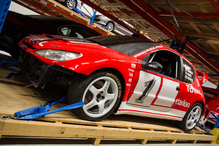 Bezzeg a 206 WRC: két egyéni és három gyártói aranyérem a mérlege