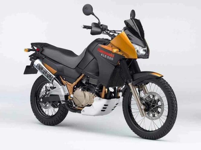 Kawasaki KLE500 05  1