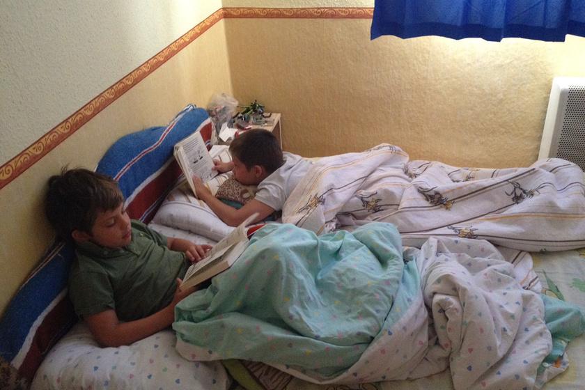 Ada kisfiai az agyban olvasnak